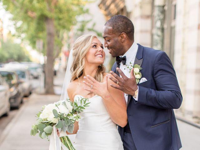 T.J. and Anna Page's Wedding in Birmingham, Alabama 1