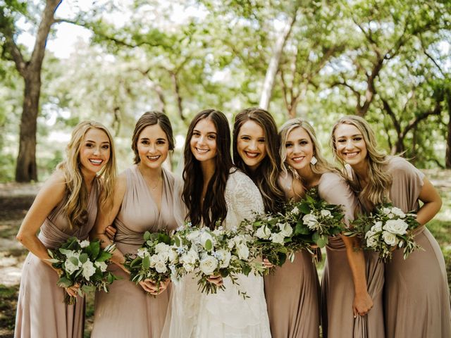 Zachary and Abby's Wedding in Bluff Dale, Texas 1