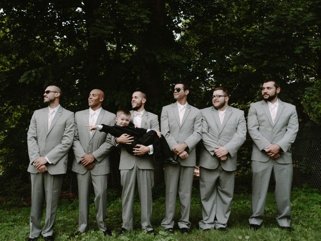Anna and Vinny's Wedding in Haverhill, Massachusetts 1