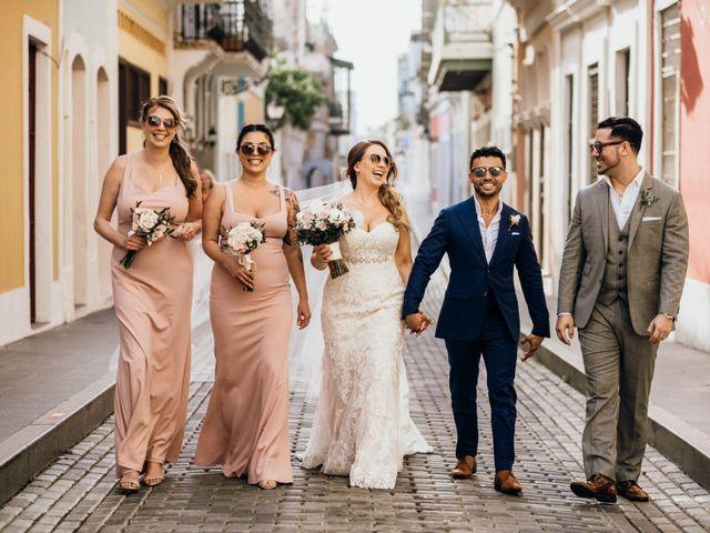 Jonathan and Amanda's Wedding in San Juan, Puerto Rico 1