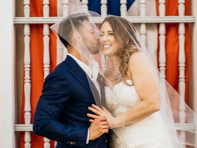 Jonathan and Amanda's Wedding in San Juan, Puerto Rico 6
