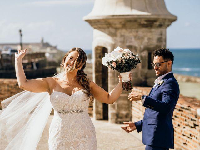 Jonathan and Amanda's Wedding in San Juan, Puerto Rico 10