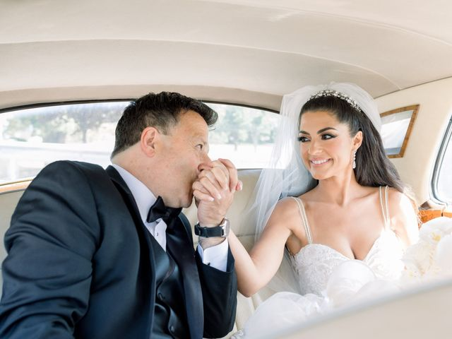 Athanasios  and Dana 's Wedding in Old Bridge, New Jersey 15
