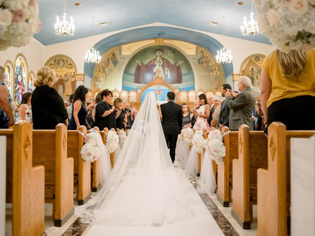 Athanasios  and Dana 's Wedding in Old Bridge, New Jersey 18