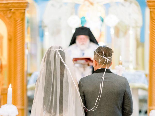 Athanasios  and Dana 's Wedding in Old Bridge, New Jersey 21