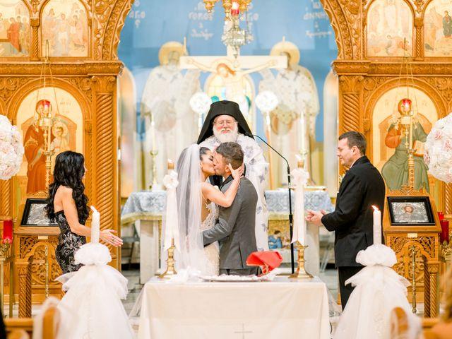 Athanasios  and Dana 's Wedding in Old Bridge, New Jersey 22