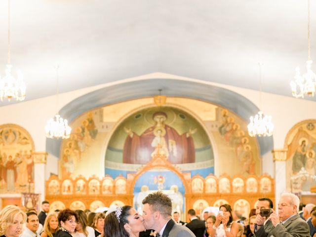 Athanasios  and Dana 's Wedding in Old Bridge, New Jersey 23