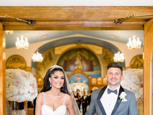 Athanasios  and Dana 's Wedding in Old Bridge, New Jersey 24