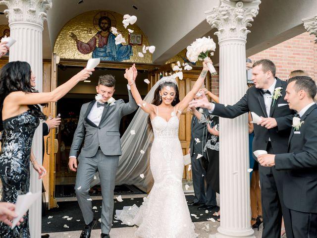 Athanasios  and Dana 's Wedding in Old Bridge, New Jersey 25