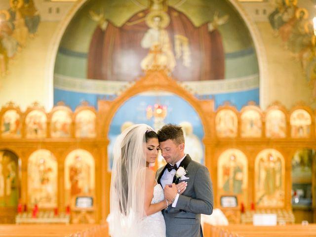 Athanasios  and Dana 's Wedding in Old Bridge, New Jersey 27