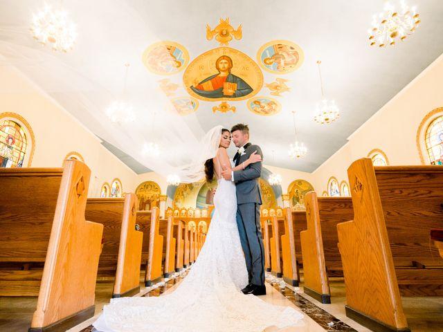 Athanasios  and Dana 's Wedding in Old Bridge, New Jersey 29