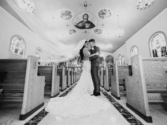 Athanasios  and Dana 's Wedding in Old Bridge, New Jersey 30