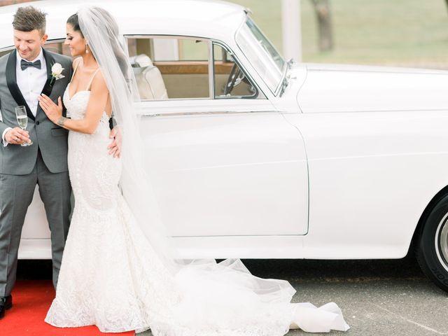 Athanasios  and Dana 's Wedding in Old Bridge, New Jersey 32