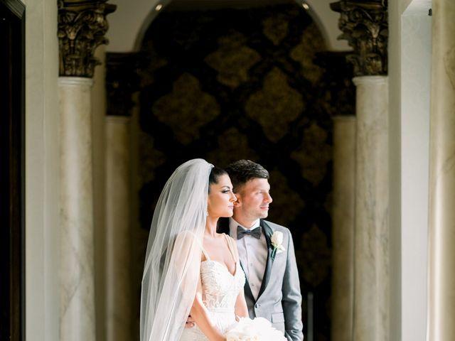 Athanasios  and Dana 's Wedding in Old Bridge, New Jersey 39
