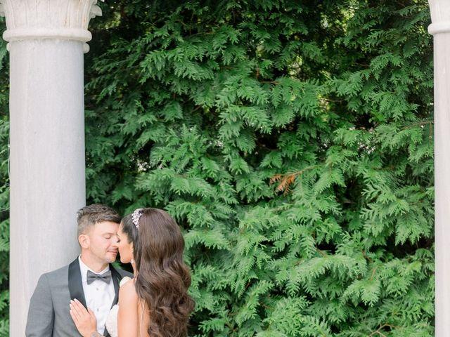 Athanasios  and Dana 's Wedding in Old Bridge, New Jersey 45