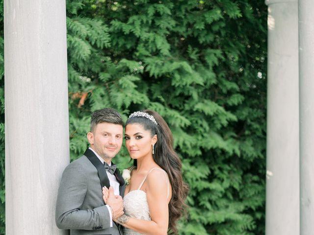 Athanasios  and Dana 's Wedding in Old Bridge, New Jersey 46