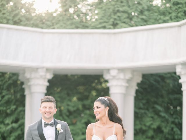 Athanasios  and Dana 's Wedding in Old Bridge, New Jersey 48
