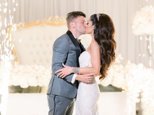 Athanasios  and Dana 's Wedding in Old Bridge, New Jersey 54