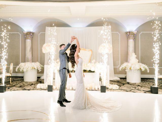 Athanasios  and Dana 's Wedding in Old Bridge, New Jersey 55
