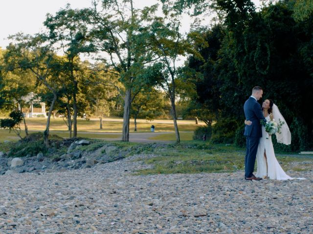 Shauna and Daniel's Wedding in Nahant, Massachusetts 9