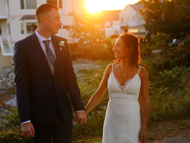 Shauna and Daniel's Wedding in Nahant, Massachusetts 10