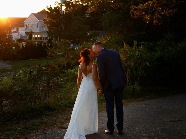 Shauna and Daniel's Wedding in Nahant, Massachusetts 14