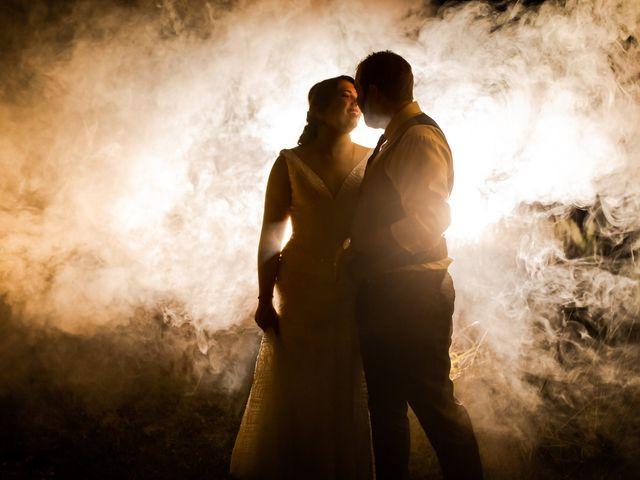 The wedding of Sean and Elizabeth