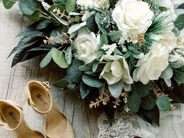 Jonathyn and Kelsey's Wedding in Houston, Texas 5