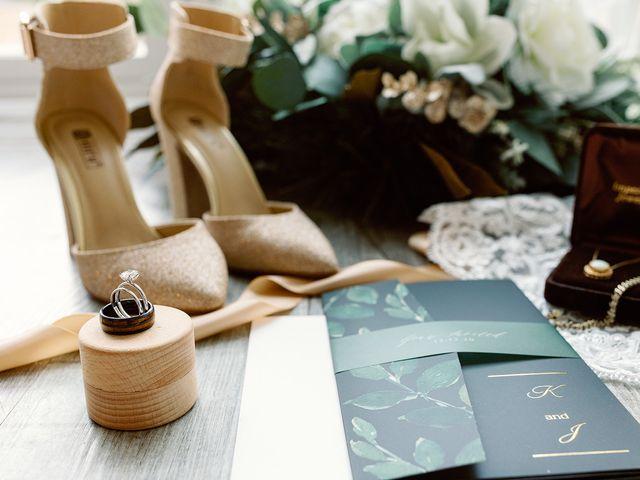 Jonathyn and Kelsey's Wedding in Houston, Texas 9