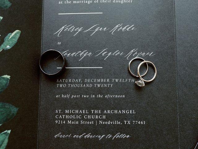 Jonathyn and Kelsey's Wedding in Houston, Texas 10