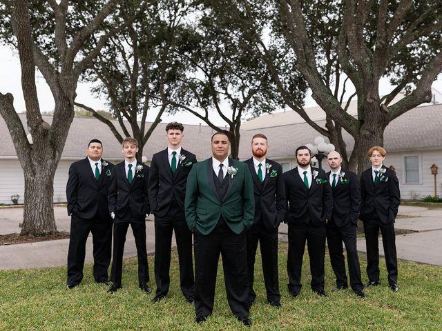 Jonathyn and Kelsey's Wedding in Houston, Texas 33