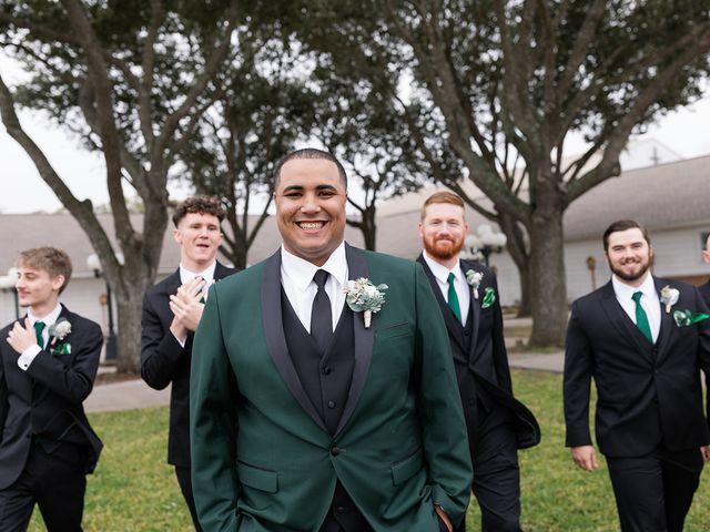 Jonathyn and Kelsey's Wedding in Houston, Texas 34