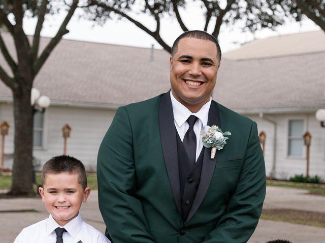 Jonathyn and Kelsey's Wedding in Houston, Texas 36