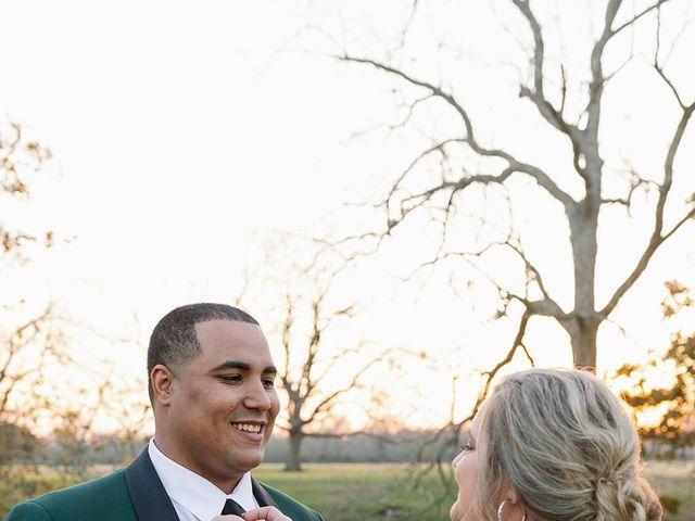 Jonathyn and Kelsey's Wedding in Houston, Texas 40