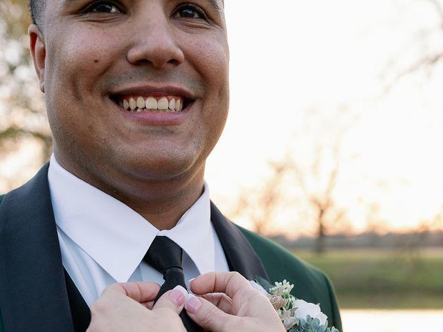 Jonathyn and Kelsey's Wedding in Houston, Texas 41