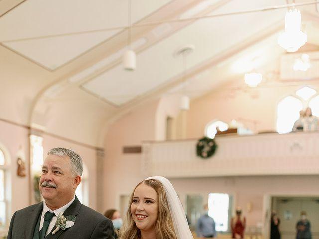 Jonathyn and Kelsey's Wedding in Houston, Texas 44