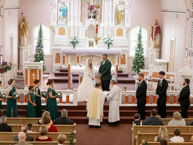 Jonathyn and Kelsey's Wedding in Houston, Texas 45
