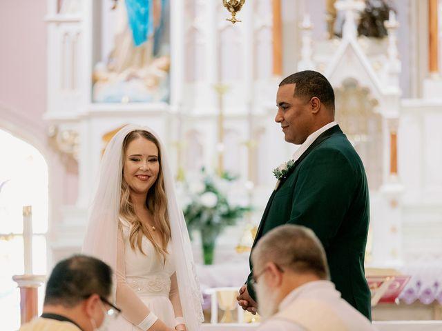 Jonathyn and Kelsey's Wedding in Houston, Texas 46
