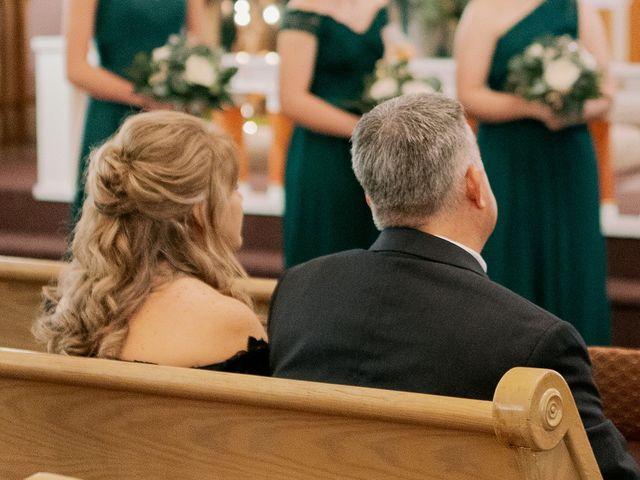 Jonathyn and Kelsey's Wedding in Houston, Texas 49