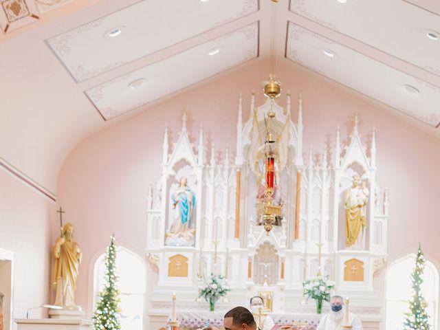 Jonathyn and Kelsey's Wedding in Houston, Texas 50
