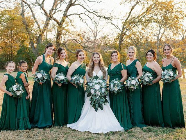 Jonathyn and Kelsey's Wedding in Houston, Texas 51