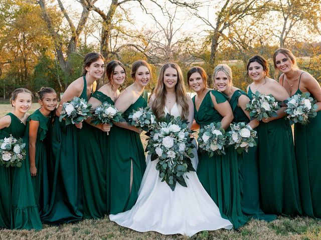 Jonathyn and Kelsey's Wedding in Houston, Texas 53