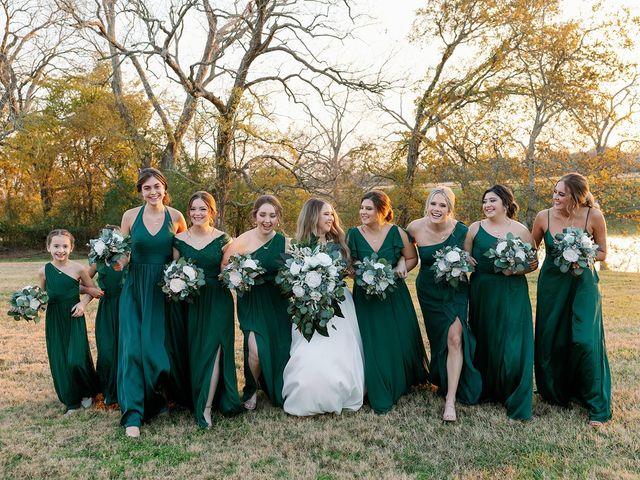 Jonathyn and Kelsey's Wedding in Houston, Texas 54