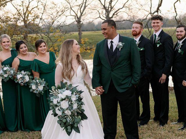 Jonathyn and Kelsey's Wedding in Houston, Texas 58