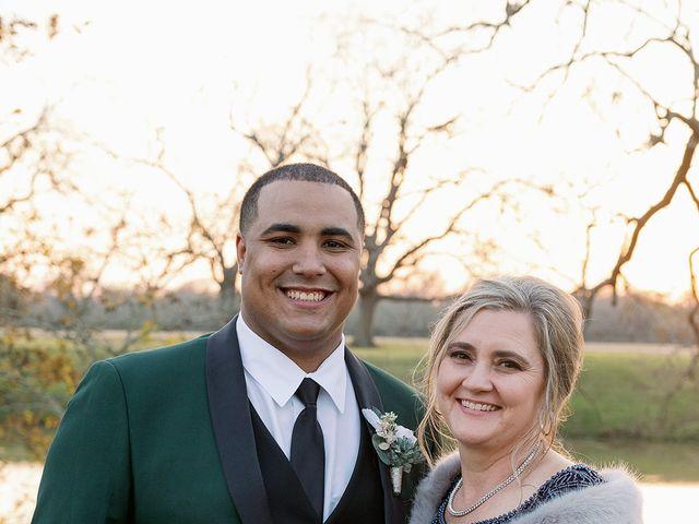 Jonathyn and Kelsey's Wedding in Houston, Texas 63