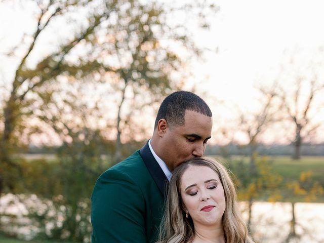 Jonathyn and Kelsey's Wedding in Houston, Texas 70