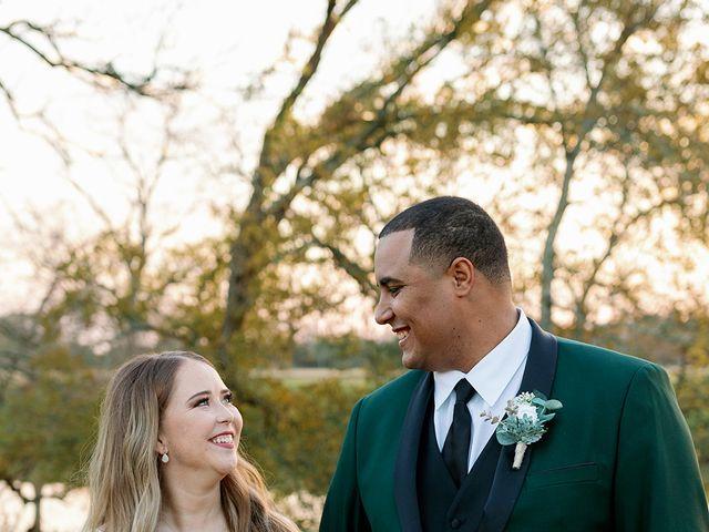 Jonathyn and Kelsey's Wedding in Houston, Texas 72