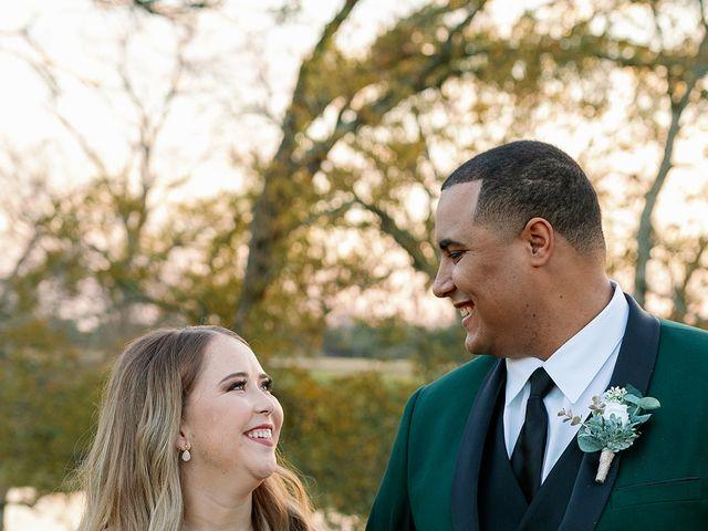 Jonathyn and Kelsey's Wedding in Houston, Texas 73