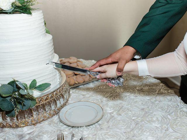 Jonathyn and Kelsey's Wedding in Houston, Texas 81