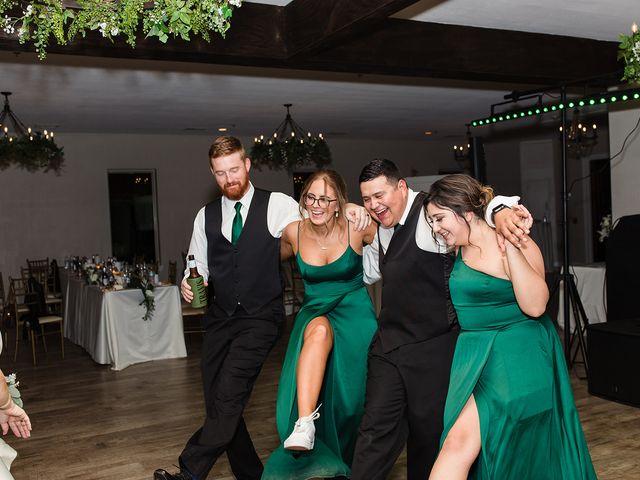 Jonathyn and Kelsey's Wedding in Houston, Texas 84